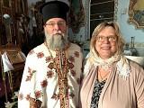 Fr. Bohdan and Dobr. Tania